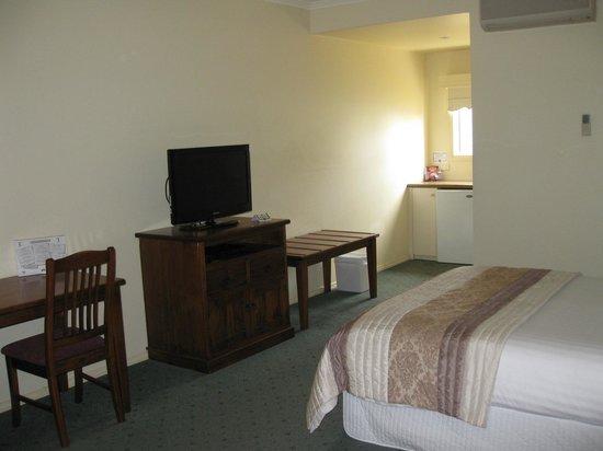 Best Western Crystal Inn: Room 14