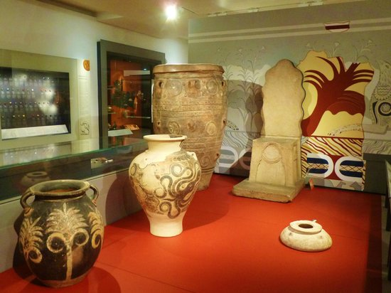 Ashmolean Museum of Art and Archaeology: Minoan Crete