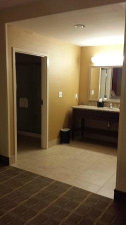 Hampton Inn & Suites Tifton: Bathroom