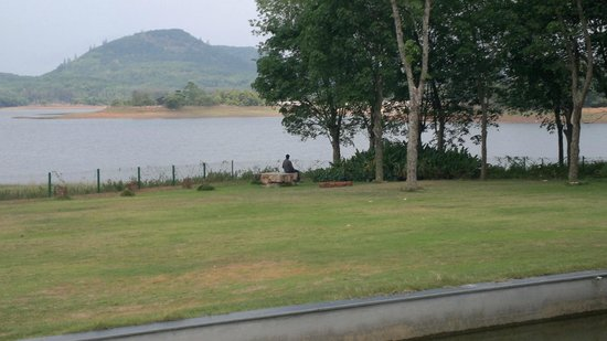 Anantya Resorts : view from room