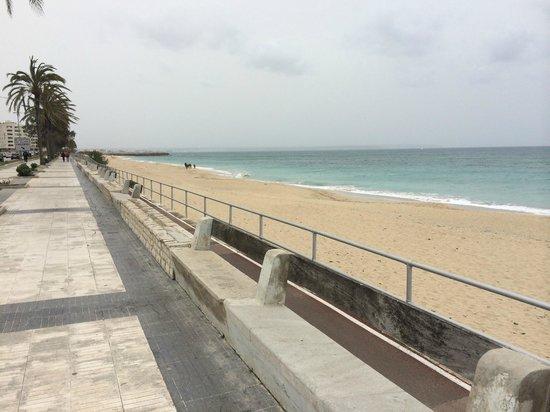 Hotel UR Portofino: Boulevard en strand op loopafstand