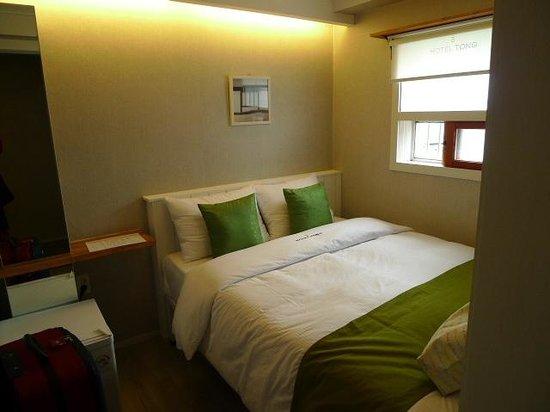 Hotel Tong Seoul Dongdaemun: 部屋