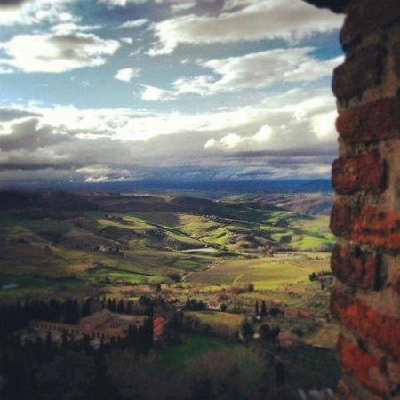 Osteria del Borgo: Camera cin vista