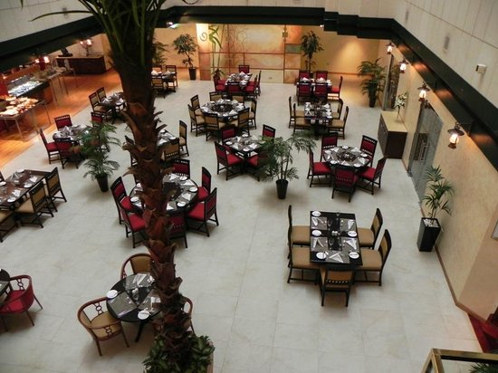The Garden Restaurant - perfect setting for breakfast, lunch or dinner with friends and family
