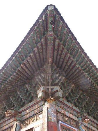 Bongeunsa Temple: Korean Art