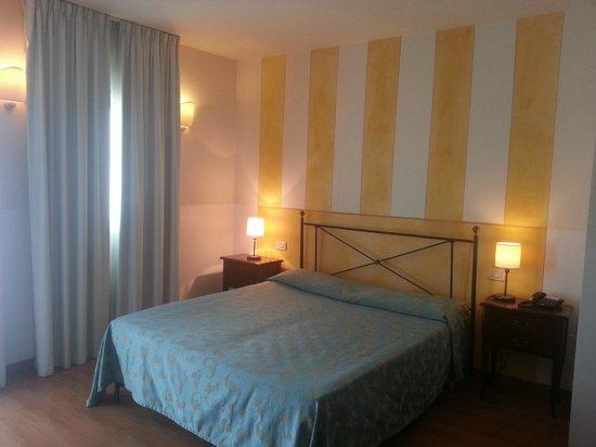 Hotel Gambero: Camera Matrimoniale vista Lago