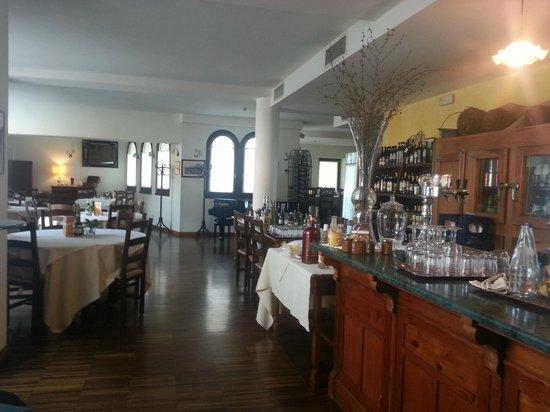 Hotel Gambero: Sala Ristorante