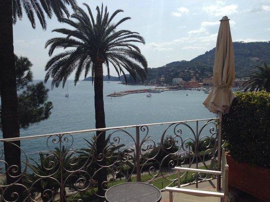 Hotel Continental: La terrazza e la sua meravigliosa vista