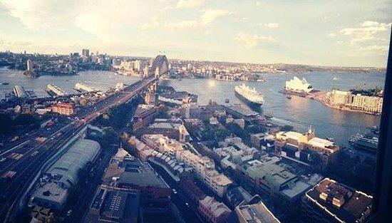 Shangri-La Hotel Sydney: Horizon Club Lounge