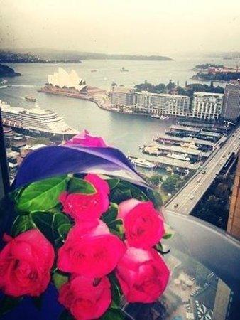 Shangri-La Hotel Sydney : Opera House View
