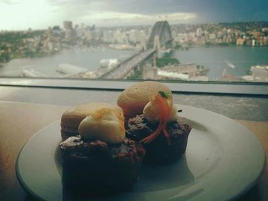Shangri-La Hotel Sydney : Afternoon Tea - Horizon Club