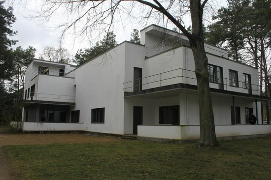 The Dessau Masters' Houses