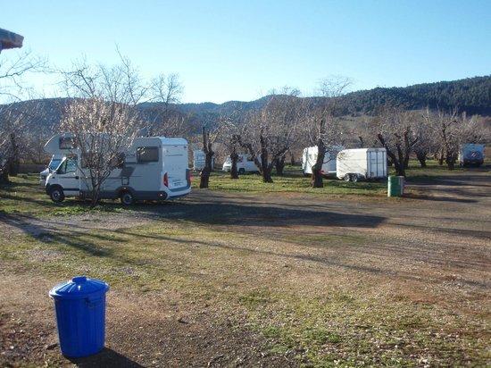 Camping Amazigh: Campingplatsen
