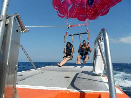 Sun & Fun Water Sports: coming back..