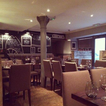 The Adelphi Kitchen: Interior