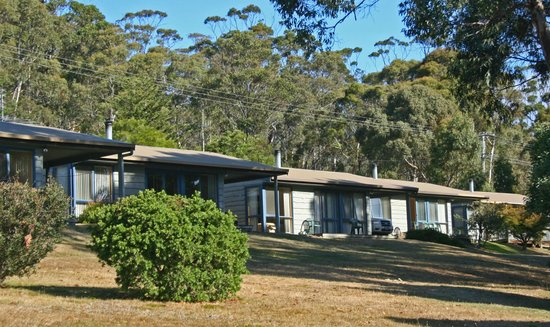 Bruny Island Explorers Cottages : Explorers cottages