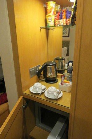 Melia Kuala Lumpur: Complimentary Coffee and Tea