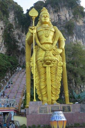 Melia Kuala Lumpur: Hindu Temple