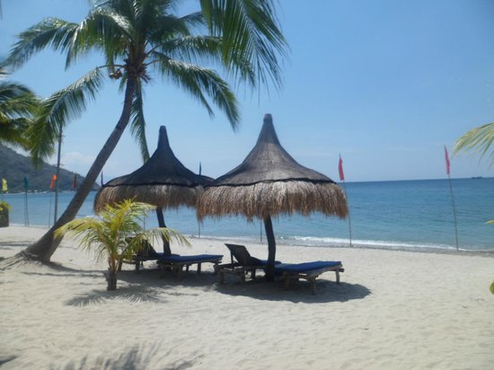 Tamaraw Beach Resort: so relaxing...