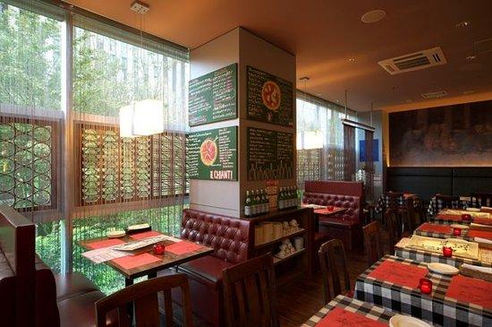Daiwa Roynet Hotel Tokyo-Osaki: 朝食会場の「イル・キャンティ」