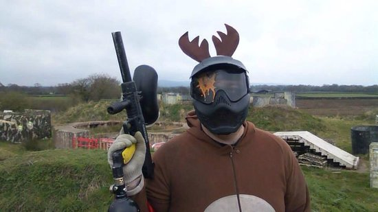 Outpost Paintball: The Stag !!