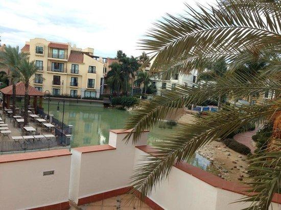PortAventura Hotel PortAventura: Vista desde la habitación