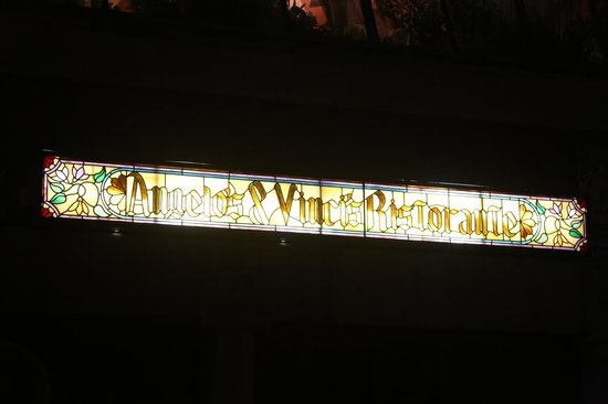 Angelo's & Vinci's Ristorante: Angelo's & Vinci's