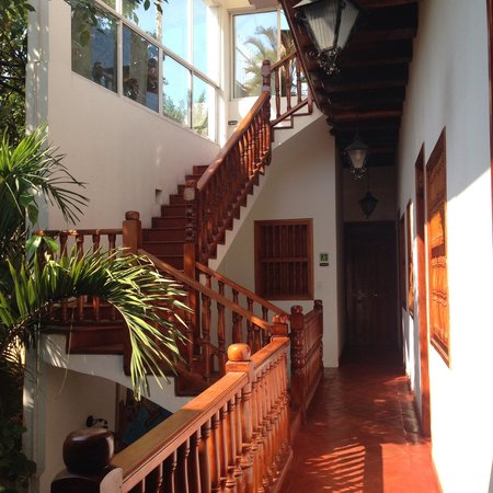 Hotel Casa del Curato: Second level
