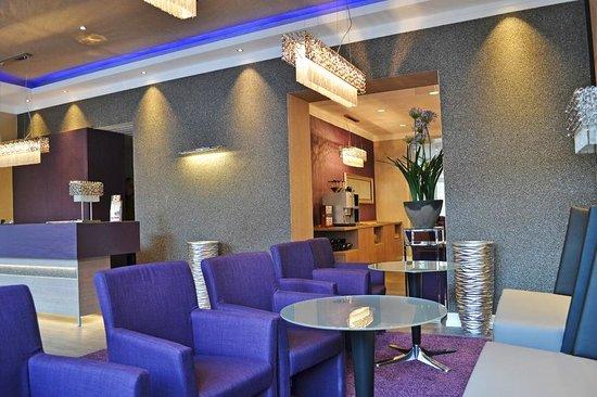 Hotel Porta Nigra: Lounge