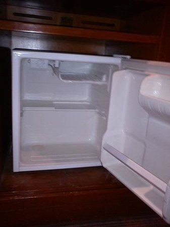 Grand Seasons Hotel: empty refrigerator