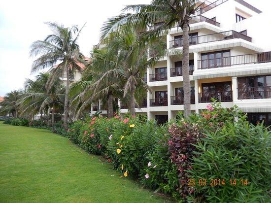 Pullman Danang Beach Resort: view1