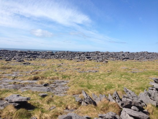 Inis Meain Restaurant & Suites: South-end