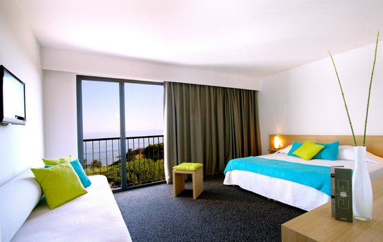 Grand Hotel Du Golfe: Chambre prestige