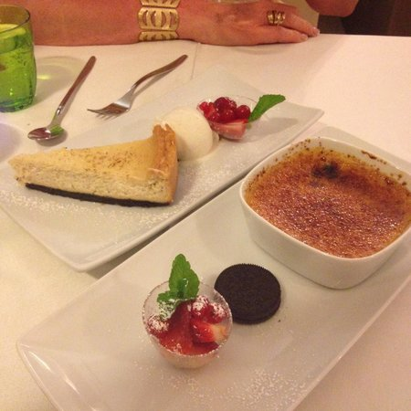 Restaurante El Navarro : Delicious mouthwatering desserts