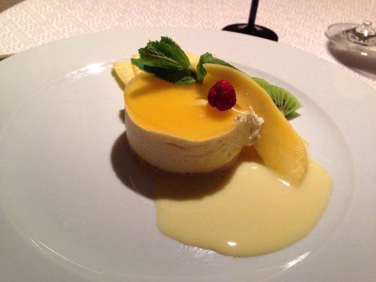Ristorante Bacco: Dessert