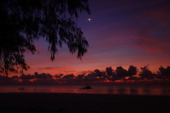 The Sands at Nomad: Unser letzter Sonnenaufgang vor der Abreise