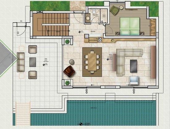 Bellis Deluxe Hotel: Villa Bellis
