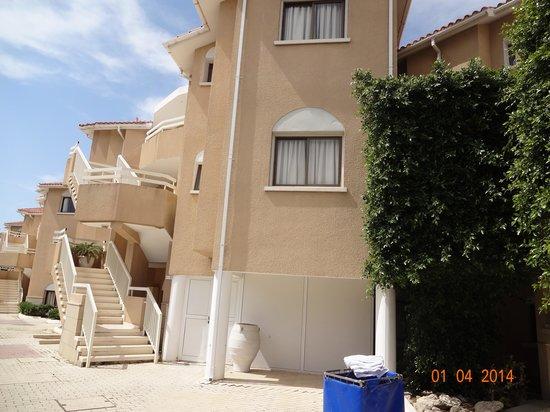 The King Jason Paphos: Apartments exterior!