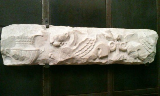 Entrance picture of le domus romane di palazzo valentini - Domus decor dubai ...