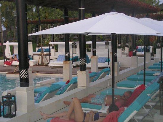 Club Med Bali: Piscine calme