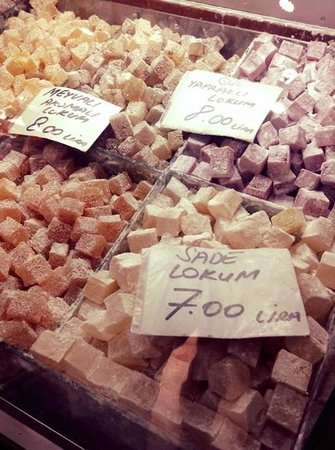 Culinary Backstreets -Tours: Turkish delight heaven