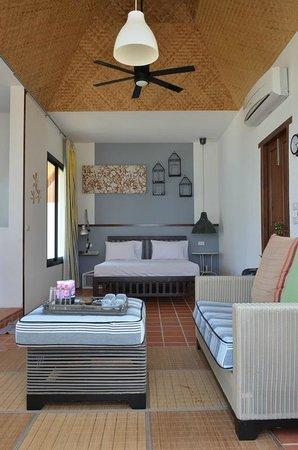 Koh Munnork Private Island Resort by Epikurean Lifestyle: Inside beachfront villa