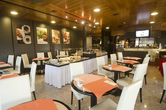 Hotel Pergola : Sala colazioni