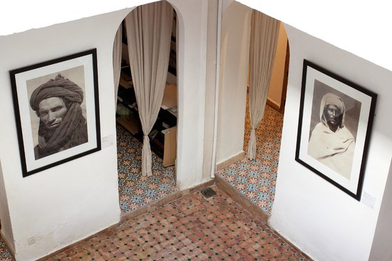 Photography Museum of Marrakech: Patio