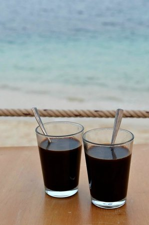 Koh Munnork Private Island Resort by Epikurean Lifestyle: Black coffee in the morning