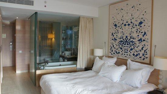 Hilton Vilamoura As Cascatas Golf Resort & Spa : Our Bedroom