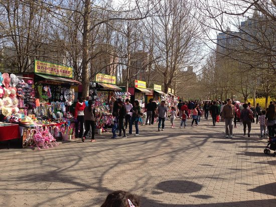 Chaoyang Park : 30 march