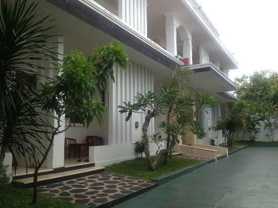 Omah Pari Boutique Hotel: Exterior