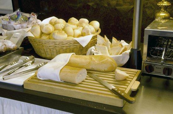 Hotel Pergola: L'angolo del pane