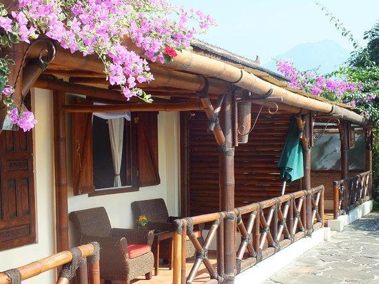 Villa Sumbing Indah: Les bungalows